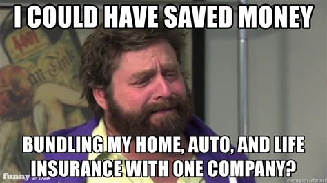 I Could Have Saved Money Bundling My Home, Auto, And Life