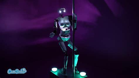 Camsoda Sex Robot Cardibot World S First Robot Cam Girl Youtube