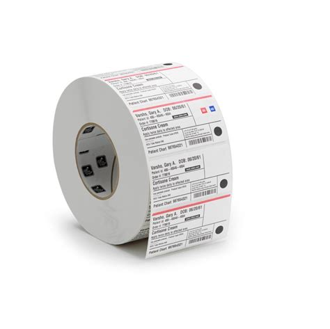 Thermal Paper Templates by Barcode Labels Rfid Tags Zebra