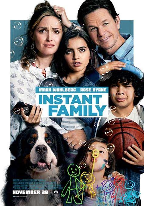 instant family  showing book  vox cinemas uae
