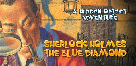 sherlock hidden diamond holmes game object amazon