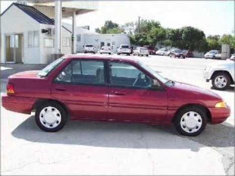 small engine maintenance and repair 1990 ford escort transmission control 1994 ford escort sherman tx youtube