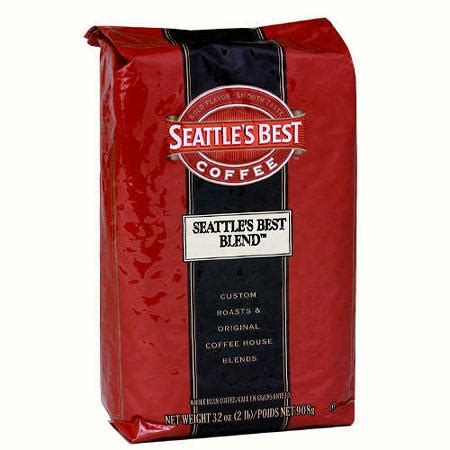 Each lavazza whole bean coffee bag is filled with some of the best espresso coffee beans on the market. Seattle's Best Coffee™ Whole Bean - 32 oz. bag - Sam's Club