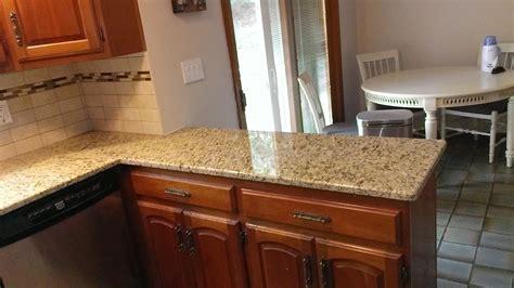 mountainside nj granite kitchen countertop