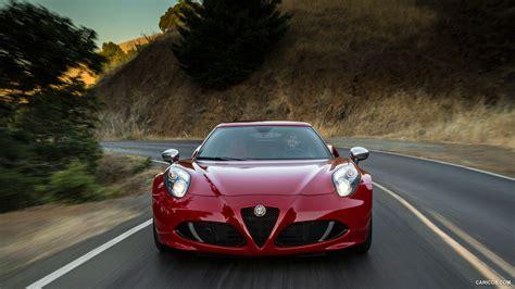 2015 Alfa Romeo 4c (us-spec) Red