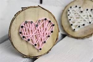 Basteln Mit Baumscheiben : pin auf basteln ~ Watch28wear.com Haus und Dekorationen