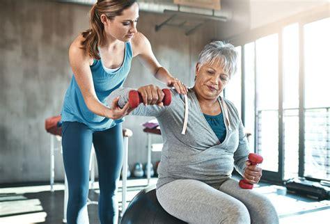 minute weight training workout  seniors