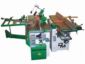 Machine à Bois Combiné : combin s bois s par s damatomacchine dm italia ~ Dailycaller-alerts.com Idées de Décoration