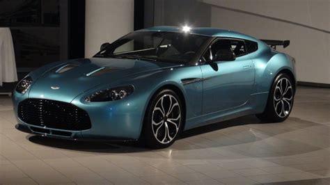 Aston Martin Zagato V12 Vanquish 2018 Youtube