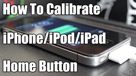 how to calibrate iphone how to calibrate iphone ipod home button