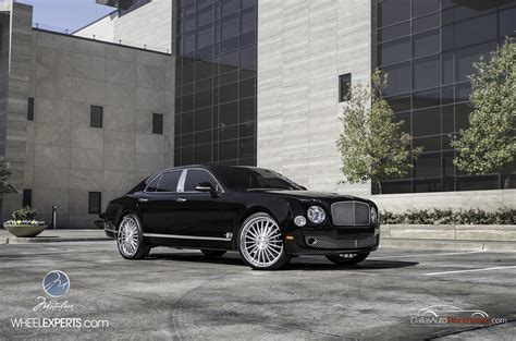 bentley custom rims bentley mulsanne custom wheels modulare m20 24x10 0 et