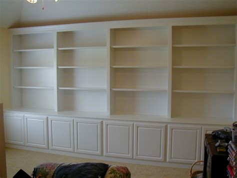 7 Foot Bookshelves by Bookcases Fiorenza Custom Woodworking