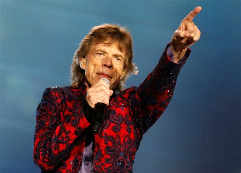 rolling stone mick jagger expecting eighth child  age