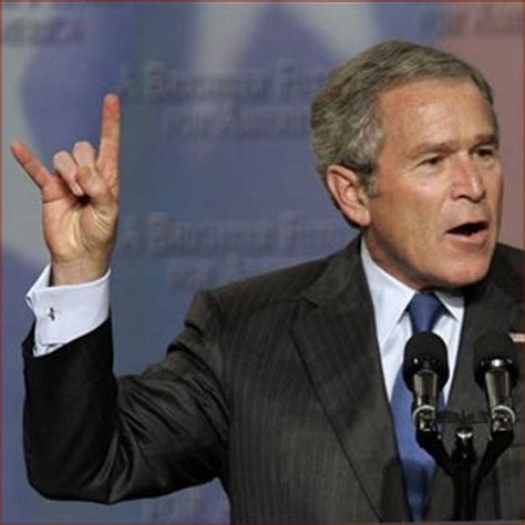 Illuminati Bush by Bush Flashes Illuminati Sign Let S Roll Forums