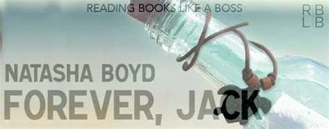 Book Review  Forever, Jack By Natasha Boyd Reading