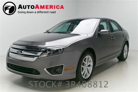 purchase   ford fusion sel   miles park