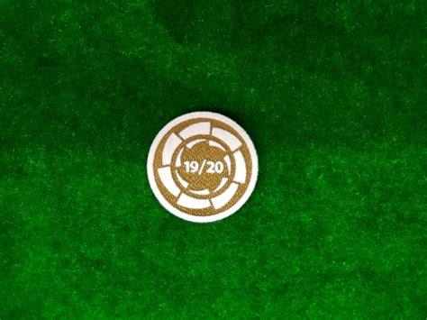 OFFICIAL Real Madrid CF LA LIGA Champion 2019-20 Patch