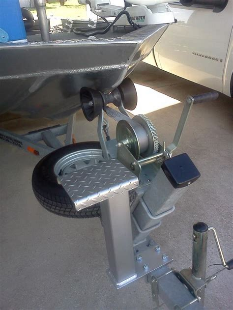Boat Trailer Step Platform by Question About Boat Trailer Step S Page 2
