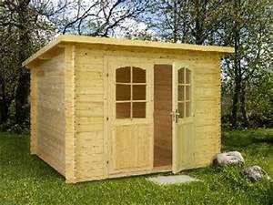 Einfache Holzfenster Für Gartenhaus : ein gartenhaus mit flachdach das flachdach gartenhaus ~ Articles-book.com Haus und Dekorationen