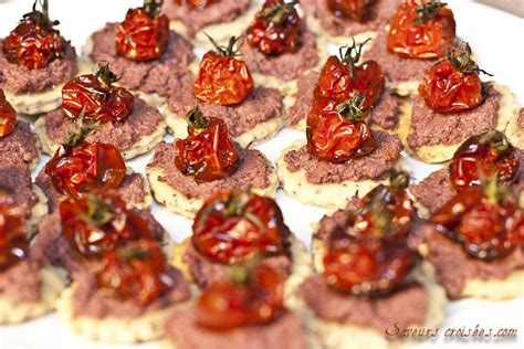 photos canapé apéro original