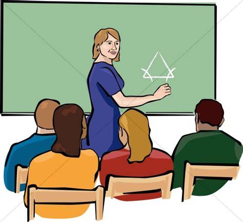 Christian Classroom Clipart, Christian School Clipart