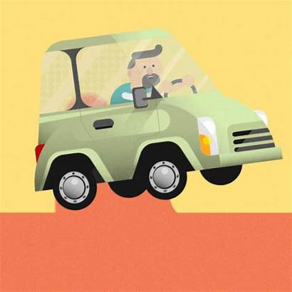 Animated Behance Project