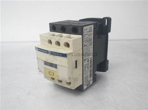 lc1d09 telemecanique square d contactor 25a 690v used and tested ebay