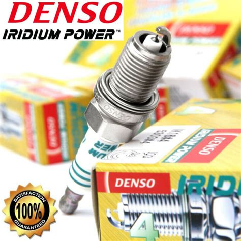 Denso Iridium Power Spark Plugs Honda Accord Euro