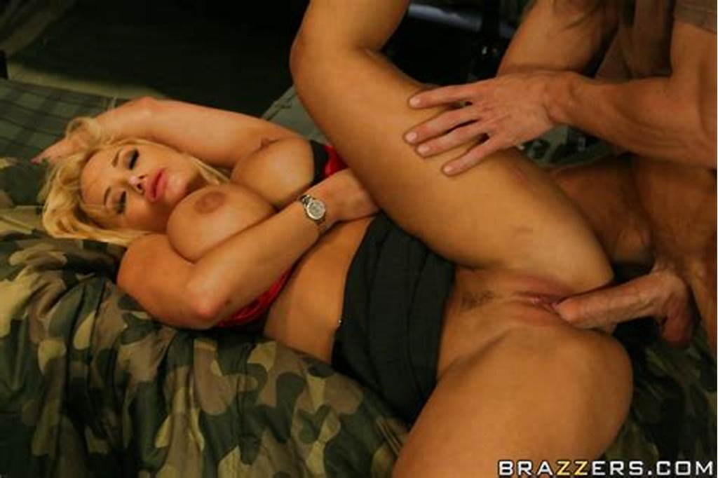 #Dirty #Drill #Sergeant #Drilling #A #Busty #Blonde'S #Pussy #At #Hq