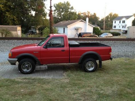 sell used ford ranger 4x4 v6 3 0 ltr low mileage in berryville virginia united states for