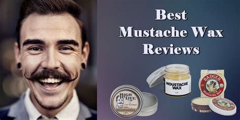 mustache wax masters review top waxes