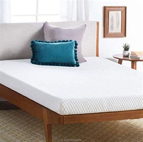 top   thin mattresses