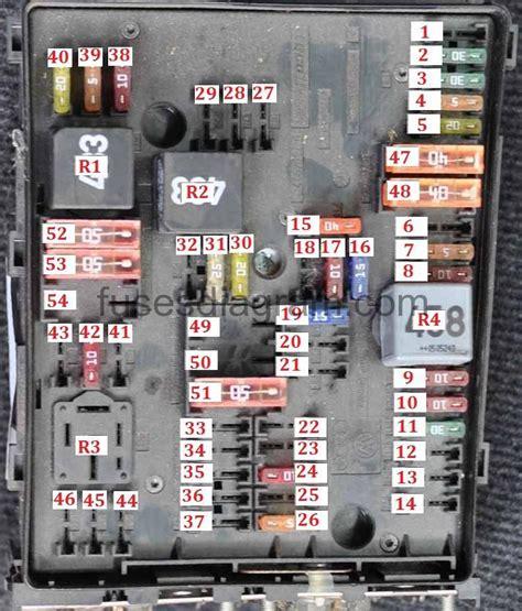 2008 Vw Passat Fuse Diagram by 2008 Passat Fuse Box Trusted Wiring Diagrams