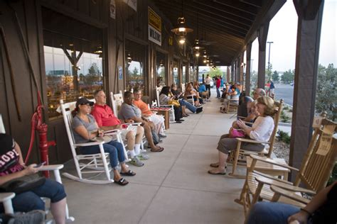 cracker barrel front porch eager hungry customers flock to las vegas opening of
