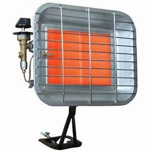 Chauffage Avec Bouteille De Gaz : chauffage radiant gaz 4 kw avec thermocouple de achat ~ Dailycaller-alerts.com Idées de Décoration