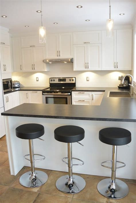 cuisine armoires blanches fexa rénovation de salle de bain armoire de cuisine et