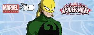 The gallery for --> Ultimate Spider Man Tv Series Iron Fist