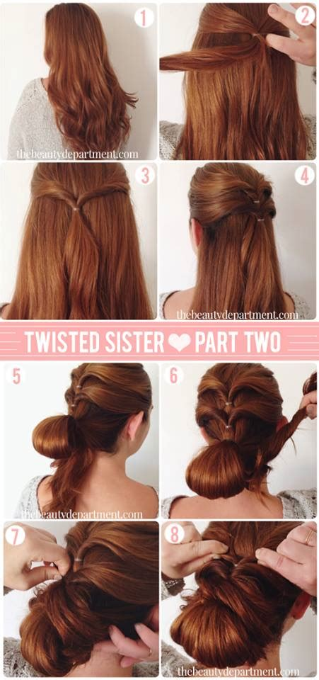 latest trends  party hairstyles tutorial step  step