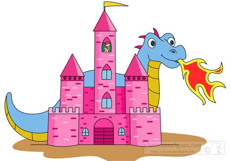 castles and castle classroom clipart