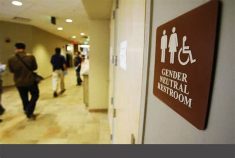 Gender Neutral Bathrooms In Schools by Co Ed Bathrooms In California Schools Extremist Liberal