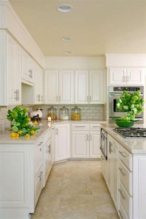 Kitchen Tile Flooring Ideas - 80 cool kitchen cabinet paint color ideas