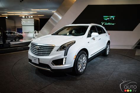 Canadian Premiere For New Xt5 From Cadillac