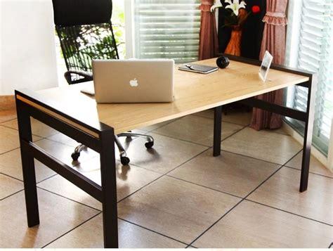 Ikea Computer Desk Simple Minimalist Modern Wood Desk Desk