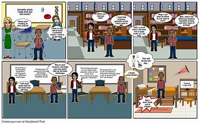 Comic Strip English Storyboard Storyboards Slide Storyboardthat