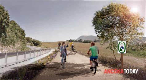 biciclovia del conero approvato il progetto definitivo