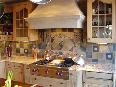 Kitchen Backsplash Designs Afreakatheart