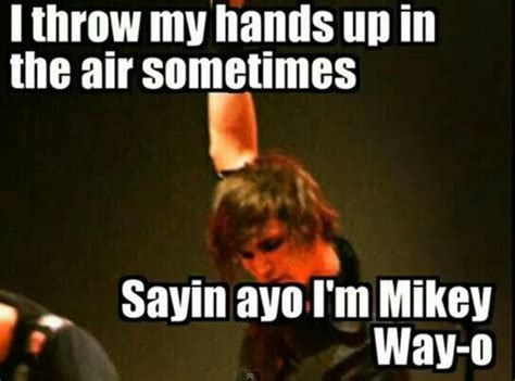 Mikey Meme - 32 best mikey way memes images on pinterest my chemical romance bands and music bands