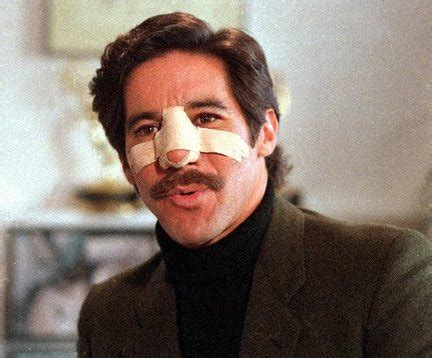 Geraldo Rivera's 40-year journalism career includes the