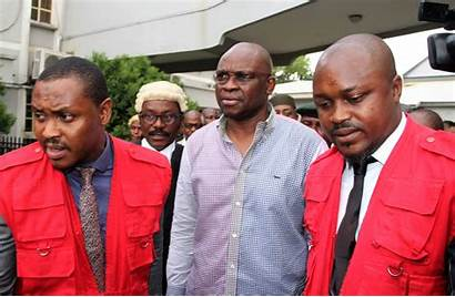 Efcc Fayose Court Today Ekiti Ayo Governor