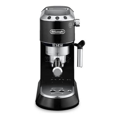 espresso maschine delonghi espresso machine ec680bk dedica delonghi ec680bk